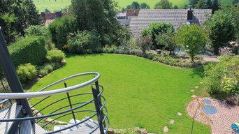 Hausgarten in Fulda
