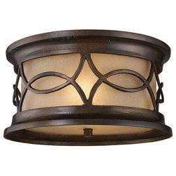 Transitional Outdoor Flush-mount Ceiling Lighting by South Shore Decorating