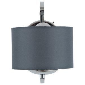 Arcadia Wall Light, Polished Chrome