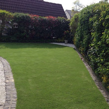 Kunstrasen im Garten