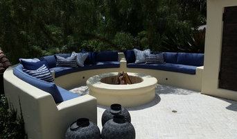 Patio Cushions for a Fire Pit