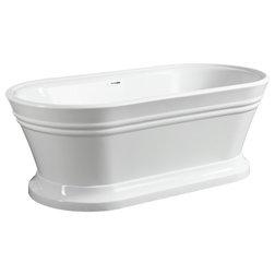 Transitional Bathtubs by Vanity Art LLC