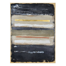Bella Rectangular Unframed Wood Wall Art