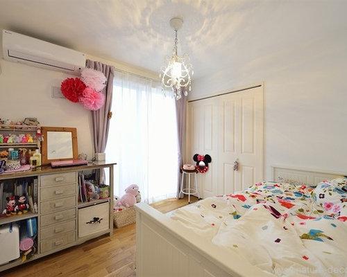 Foto e idee per camerette per bambini cameretta per bambini shabby chic style giappone - Cameretta bambini shabby chic ...