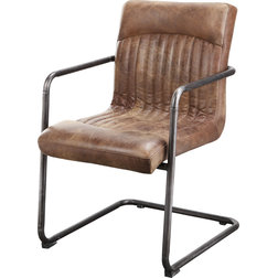 Industrial Dining Chairs by HedgeApple