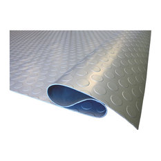 Coin Nitro Garage Roll Out Mat Standard Grade, 7.5'x25'