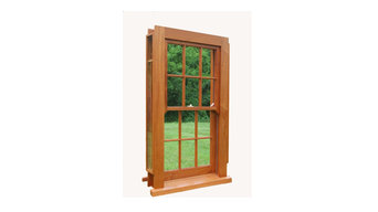 Custom double hung windows