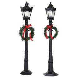 Traditional Holiday Lighting by Gerson Company
