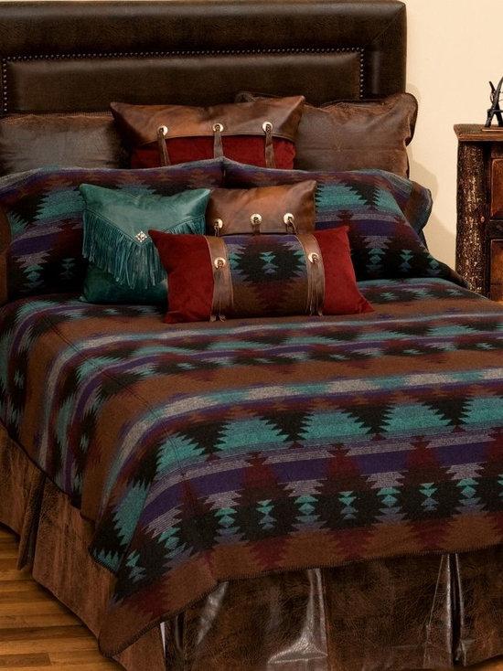 painted desert ii southwest bedding comforters and comforter sets - Southwest Bedding