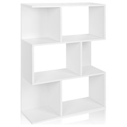 Contemporary Bookcases by Way Basics