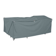 Storigami Easy Fold General Purpose Patio Furniture Cover, Monument Gray, Large