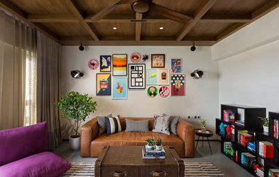 Mumbai Houzz: Timeless Chic Meets Modern Sleek in This Spiffy Flat