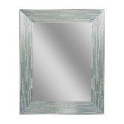 Monterey Sea Glass Mirror
