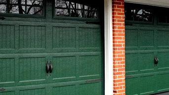 Charming Custom Made Carriage House Doors