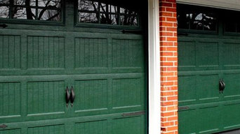 Charming Custom Made Carriage House Doors