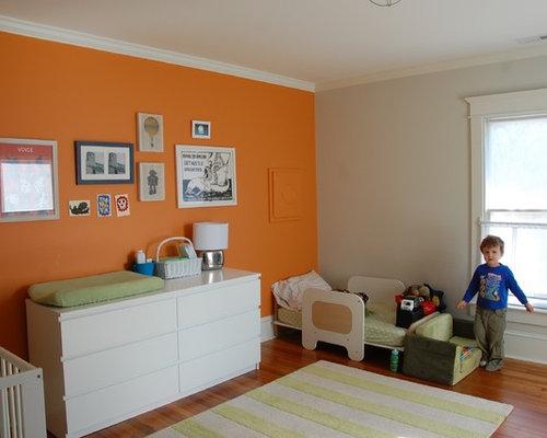 Orange Walls orange walls | houzz