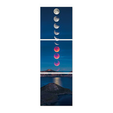 3-Pc Eclipse Painting