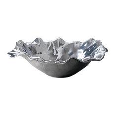 Vento Alba Punch Bowl Centerpiece, X-Large