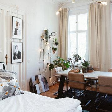 Interior Design Altbauwohnung Berlin