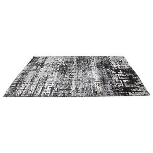 Maharani 830 Rug, Graphite Grey, 200x290 cm