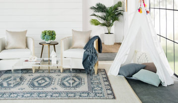 Highest-Rated Oversized Rustic Rugs