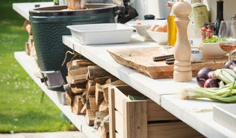 Big Green Egg - Outdoor kitchens