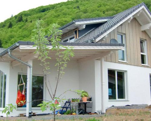 Holzriegelhaus