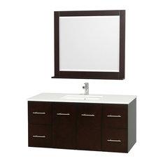 48 in. Bathroom Storage Vanity Set