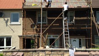 Roof repairs in kirkcaldy