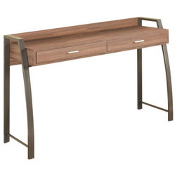 Industrial Desks And Hutches by Pilaster Designs