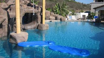 Aqua Gunite Inc. - Water Blue