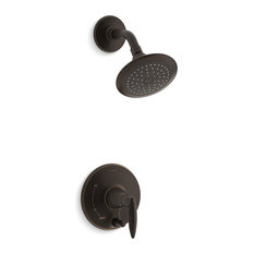 Kohler Alteo Shower With Push-Button Diverter, Oil-Rubbed Bronze