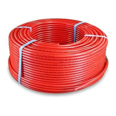"""Pexflow Oxygen Barrier PEX Tubing, 1/2"""" x 100 Feet, Red"""