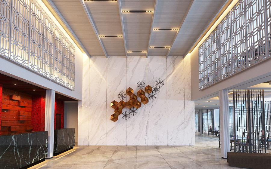 Mai House Hotel,Patong Beach -Lobby Interior