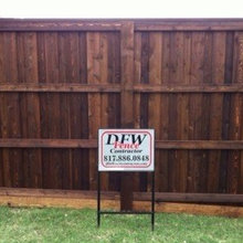 Fences using PostMaster Steel Fence Posts