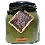 A Cheerful Giver - 34 Oz. Papa Jar Candle, Rustic Woodland Fig - Rustic Woodland Fig fragrance consists of an enticing blend of warm figs, jasmine, sandalwood and spicy anise.Our NEW True to Life Fragrances will fill the air and warm your heart all at the same time!(34oz. 155 hr. burn time)You Choose The Style :