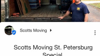 Scotts Moving Service