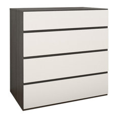 Allure, Atom 4-Drawer Chest from Nexera