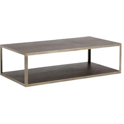 Transitional Coffee Tables by Sunpan Modern Home