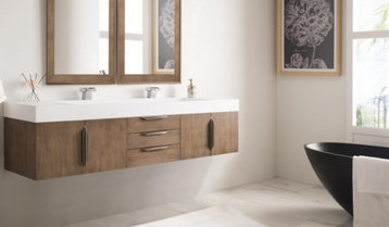 February's Bestselling Vanities