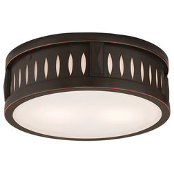 Transitional Flush-mount Ceiling Lighting by ShopFreely