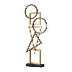 Uttermost Terzo Modern Sculpture