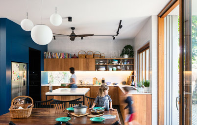 Houzz Tour: A Family Home Built to Connect with its Surroundings