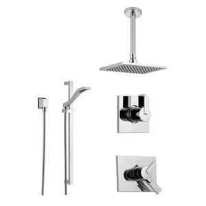 Delta Vero Collection Chrome Finish Custom Shower System SS175383
