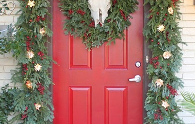 22 Merrily Decorated Front Doors by Houzzers