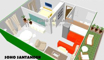 Centro de Santander, Piso para REFORMAR