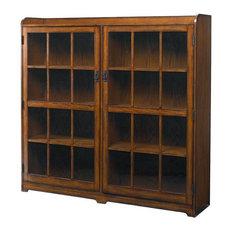 Hammary Furniture - Bookcase in Mission Oak Finish - Bookcases