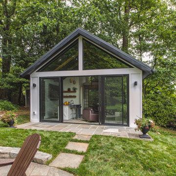 Arlington, VA Modern Tiny House