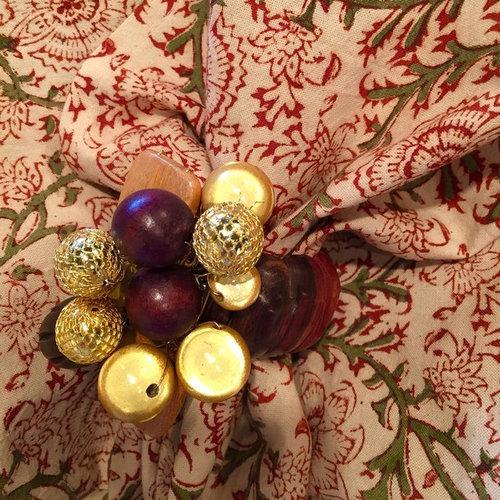 Holiday Table - Napkin Rings