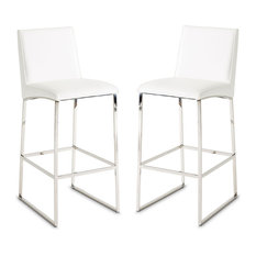 AICO State St. Barstool Set Of 2